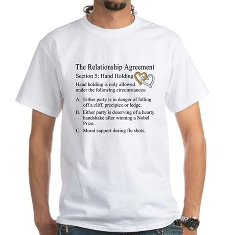 Relationship agreement t shirt clothing mugs for T shirt licensing agreement