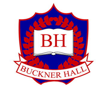 Buckner Hall Red T-Shirt, Clothing, Mug