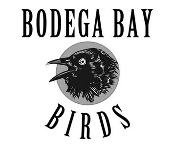 Bodega Bay Birds T-Shirt, Clothing, Mug
