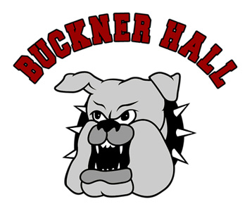 Buckner Hall Bulldogs T-Shirt, Clothing, Mug