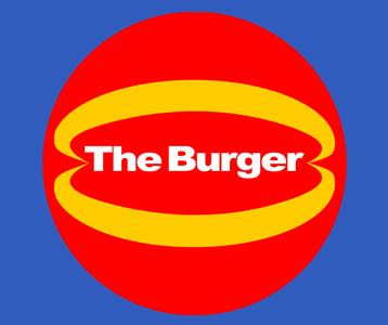 The Burger T-Shirt, Clothing, Mug
