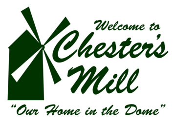 Welcome to Chester's Mill T-Shirt, Clothing, Mug