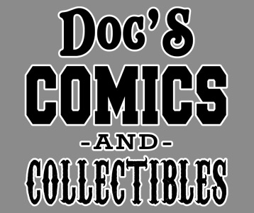 Doc's Comics and Collectibles T-Shirt, Clothing, Mug