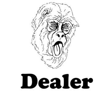 Dealer Monkey Hangover 2 T-Shirt, Clothing, Mug