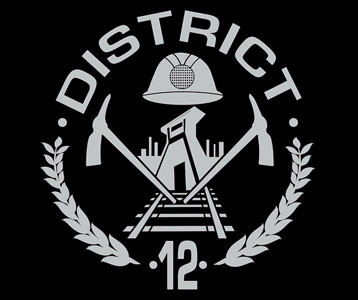 Hunger Games District 12 Sign Hunger Games District ...