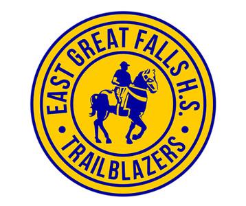 East Great Falls High School T-Shirt, Clothing, Mug