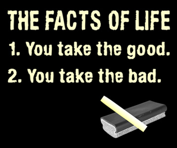 The Facts of Life T-Shirt, Clothing, Mug