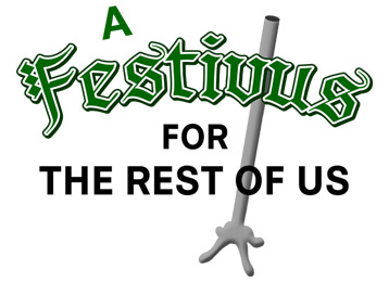 A Festivus for the Rest of Us T-Shirt, Clothing, Mug