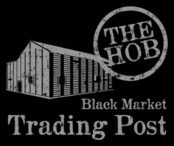 The Hob Trading Post T-Shirt, Clothing, Mug