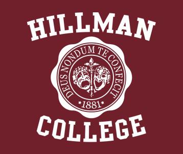 Hillman College T-Shirt, Clothing, Mug