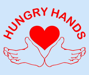 Hungry Hands T-Shirt, Clothing, Mug