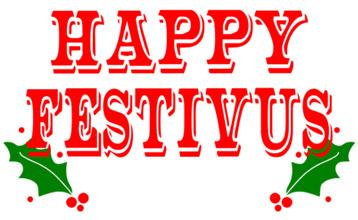 Happy Festivus T-Shirt, Clothing, Mug