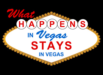 What Happens in Vegas T-Shirt, Clothing, Mug