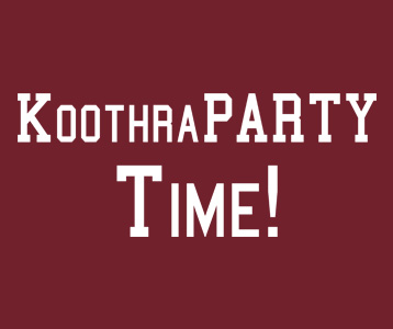 KoothraPARTY Time T-Shirt, Clothing, Mug