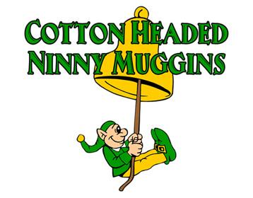 Ninny Muggins Elf T-Shirt, Clothing, Mug