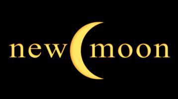 New Moon Crescent Logo T-Shirt, Clothing, Mug