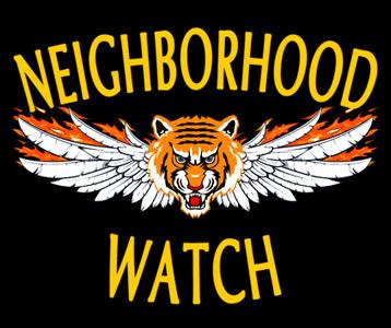 Neighborhood Watch T-Shirt, Clothing, Mug