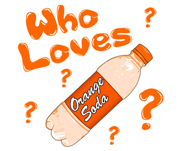 Who Loves Orange Soda T-Shirt, Clothing, Mug