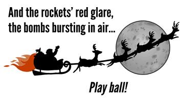 Christmas Vacation Play Ball! T-Shirt, Clothing, Mug