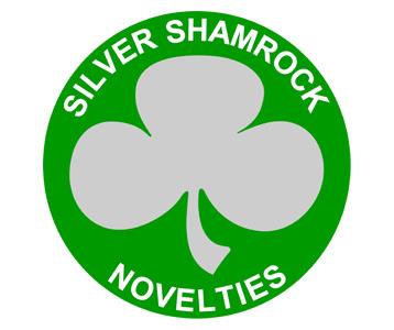 Silver Shamrock Novelties T-Shirt, Clothing, Mug