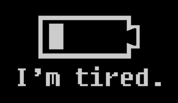 I'm Tired T-Shirt, Clothing, Mug