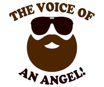 Hangover 3 Voice of an Angel T-Shirt, Clothing, Mug