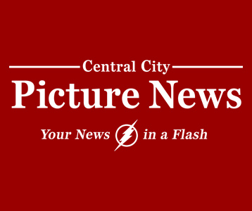 Central City Picture News T-Shirt, Clothing, Mug