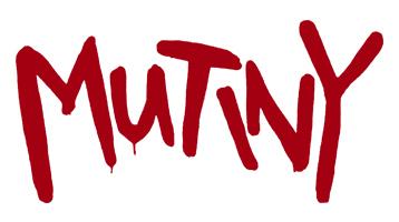 Mutiny T-Shirt, Clothing, Mug